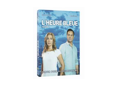 DVD L'heure bleue